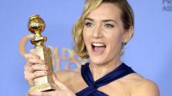 Kate Winslet okazała się najlepszą aktorką drugoplanową (fot. pap/epa)