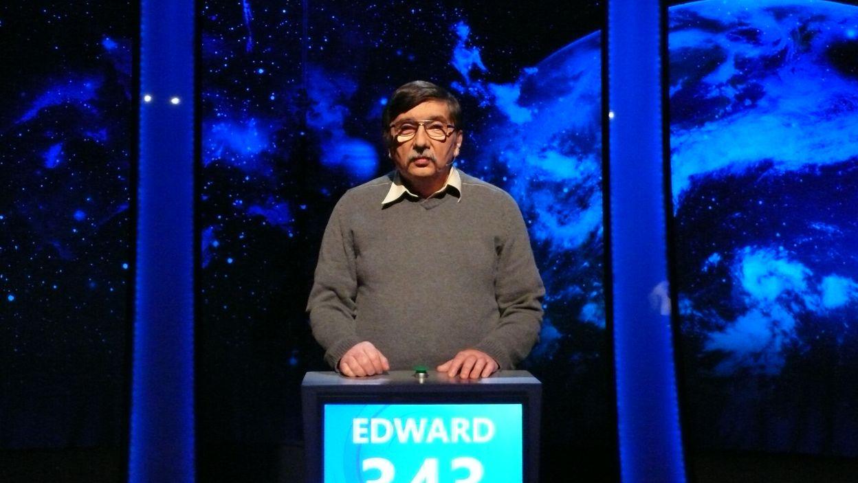 Edward Rakszewski - zwycięzca 5 od odcinka 104 edycji