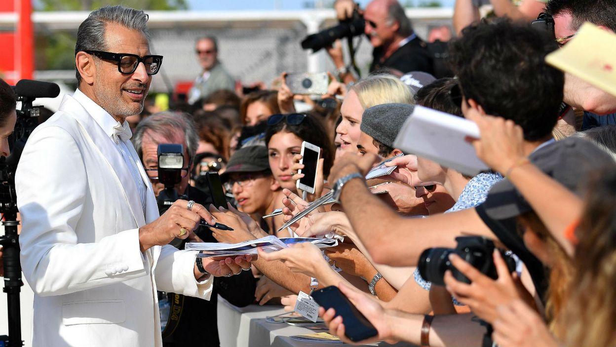 Jeff Goldblum (EPA/ETTORE FERRARI)