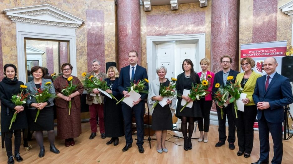 Wyróżnieni (fot. Tymon Markowski/Urząd Marszałkowski)