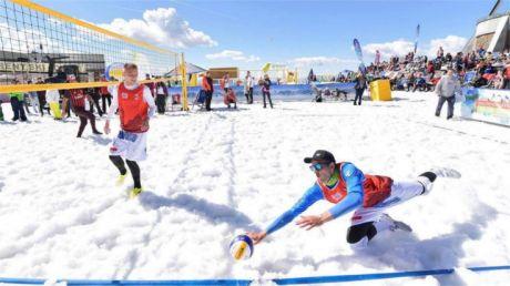 Ćwierć Grosza SnowVolleyball Team