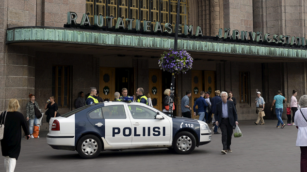 Do ataku doszło w Turku (fot. LEHTIKUVA/Linda Manner via REUTERS)