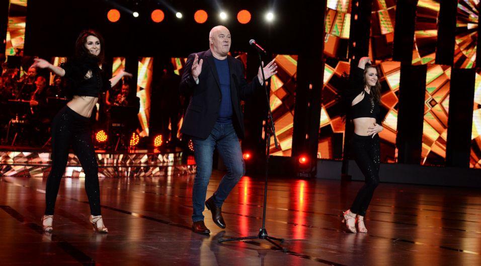 Opolskiej publiczności zwierzył się Ryszard Rynkowski (fot. TVP)