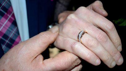 Mikołaj się zakochał i... zaręczył!