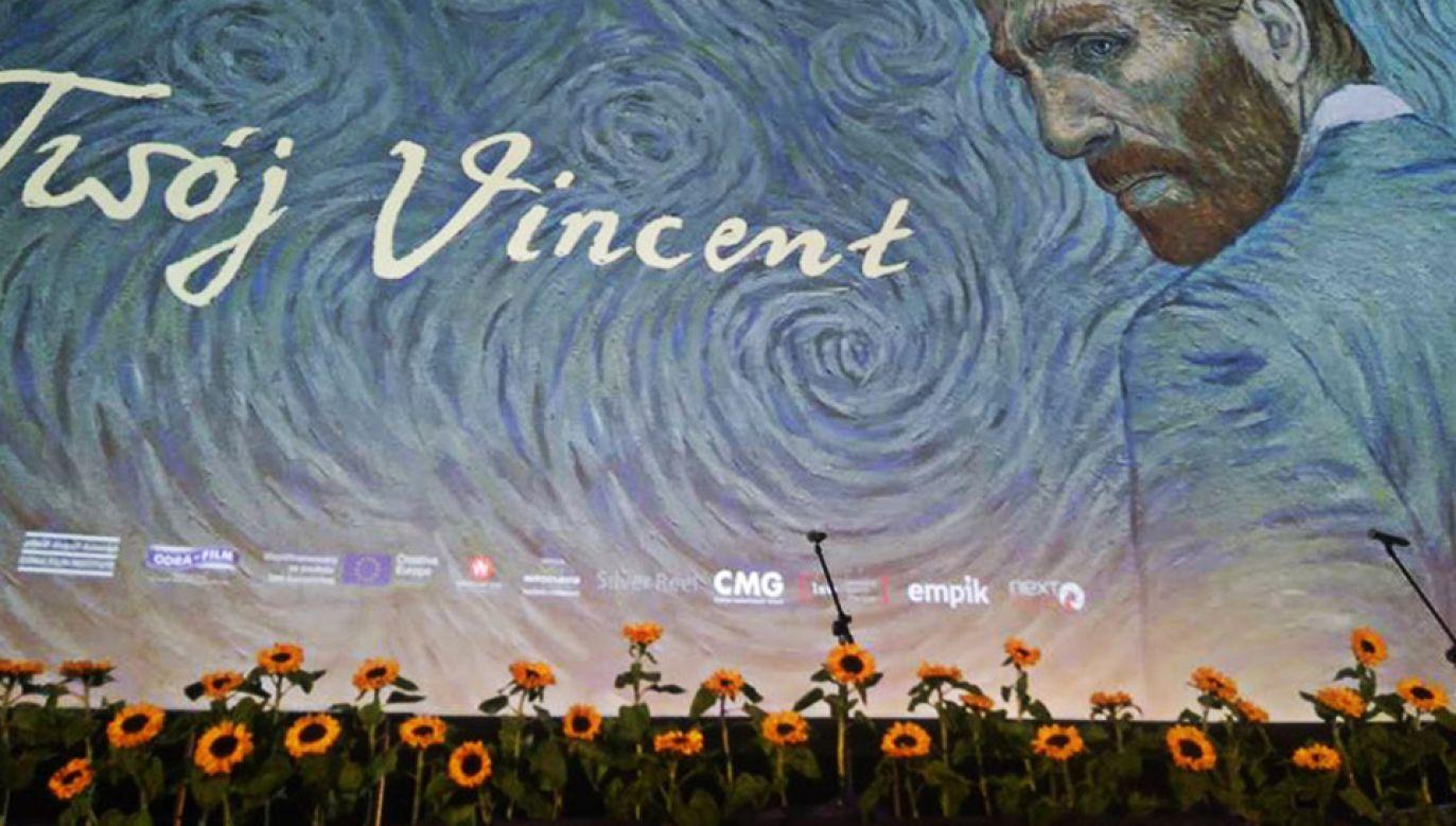 """Film """"Twój Vincent"""" został nominowany do Europejskiej Nagrody Filmowej (fot. Materiały prasowe/lovingvincent.com)"""