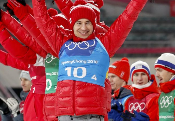 Wtorek w Pjongczangu: łyżwiarstwo figurowe, narciarstwo dowolne, kombinacja norweska, short track, biathlon... [transmisja]