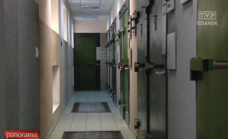 26-latek zmarł w areszcie w Gdańsku