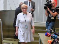Małgorzata Gersdorf przerwała urlop i wróciła do pracy