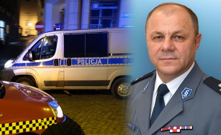 Podinsp. Zbigniew Raczak  (fot. wroclaw.policja.gov.pl; PAP/Darek Delmanowicz)