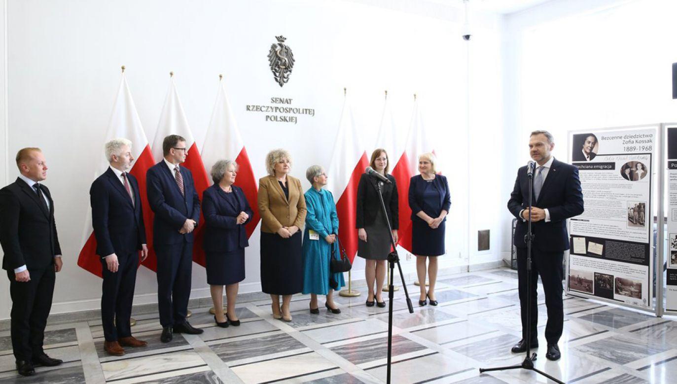 """Zofia Kossak była współzałożycielką """"Żegoty"""