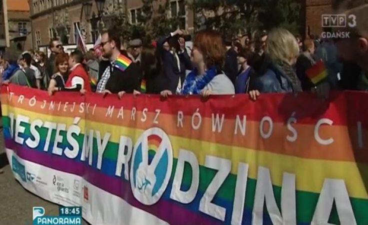Blokowanie marszu równości przedawnione