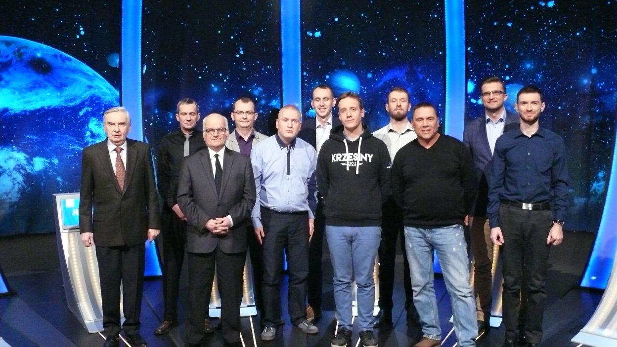 Zawodnicy 12 odcinka 110 edycji