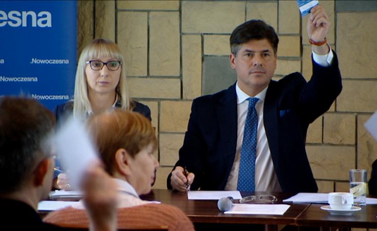 Paweł Pudłowski ponownie wybrany na przewodniczącego regionu