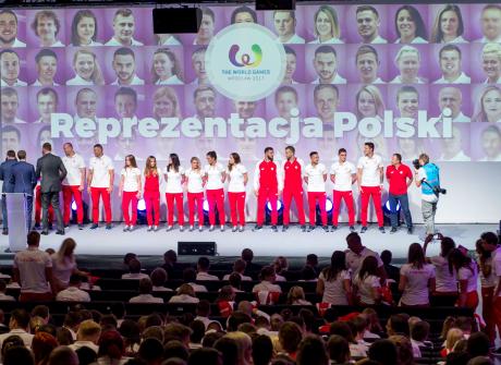 Reprezentacja Polski gotowa na The World Games