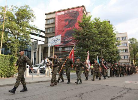 53. Marsz Szlakiem I Kompanii Kadrowej