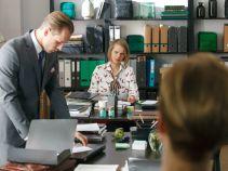 Kłopoty osobiste Marcina przekładają się na atmosferę w kancelarii (fot. Mateusz Wiecha/TVP)