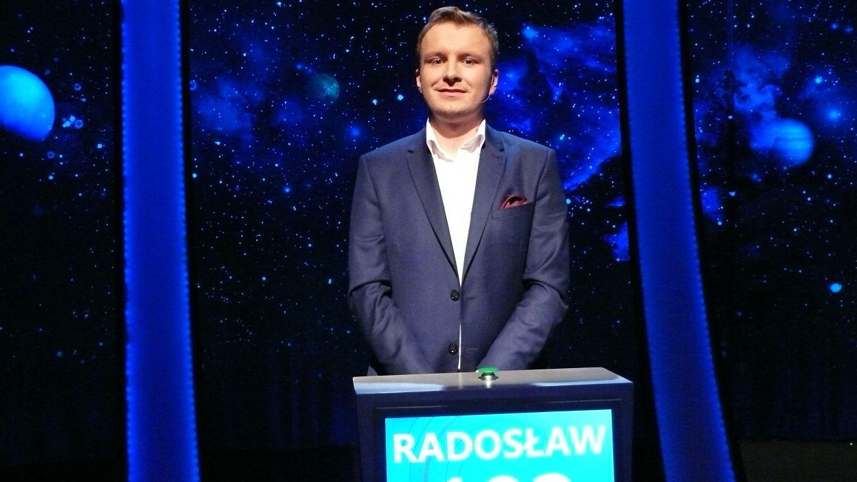 Radosław Smogóra - zwycięzca 14 odcinka 103 edycji