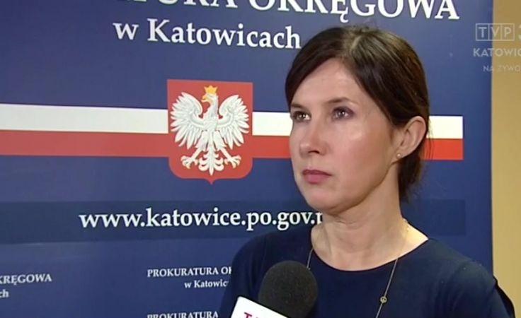 Marta Zawada-Dybek - rzeczniczka prokuratury
