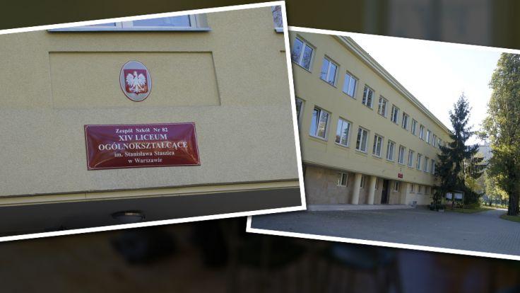 Warszawskie liceum wygrało ranking (fot. staszic.waw.pl)