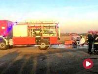 Podejrzewany o spowodowanie wypadku na lotnisku w Pile był pod wpływem narkotyków. Jedno z aut uderzyło w matkę z dziećmi