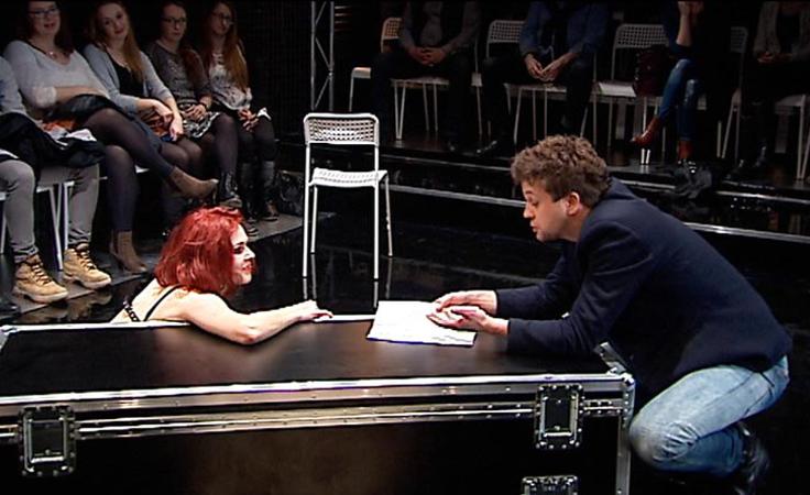 Wenus w futrze w reżyserii Jana Nowary - premiera w Rzeszowie