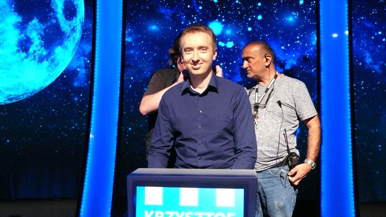 Pan Krzysztof z radością przygotowuje się do rozgrywki 10 odcinka 108 edycji
