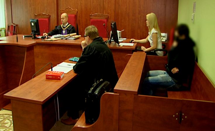 Damian U. stanął przed sądem za wykorzystywanie małoletnich chłopców