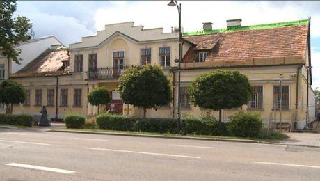 Generalny remont Muzeum im. Marii Konopnickiej