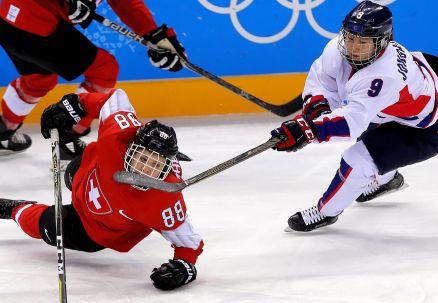 Szwajcarki ograły Koreę i powalczą o 5. miejsce