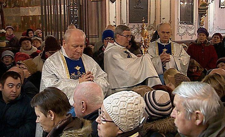 Kościół katolicki obchodzi Dzień Chorego