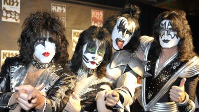 Legendy Rocka: KISS