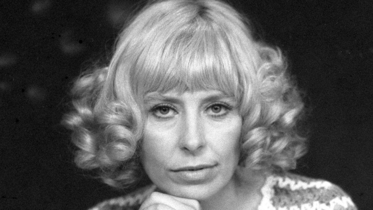 W maju br. zmarła Barbara Wachowicz, dziennikarka i pisarka (fot. TVP)