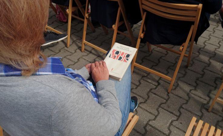 """W minionym roku wspólnie czytane było """"Quo vadis"""