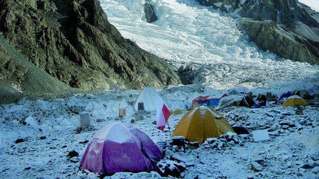 K2 było marzeniem. Gorą gór. Drugim pod względem wysokości szczytem świata, sięgającym 8611 m n.p.m. Celem wybitnym. s. 198. (fot.arch.rodzinne)