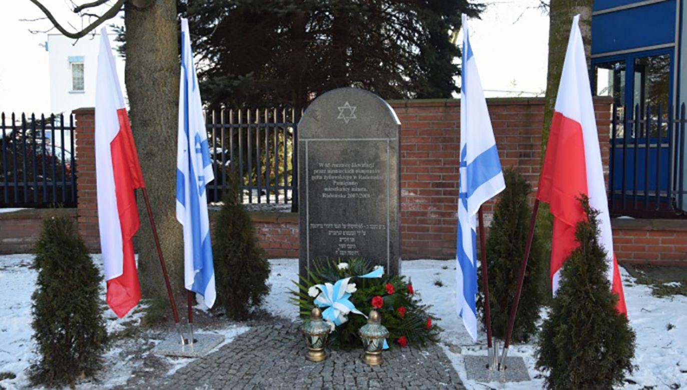 Kolejna odsłona sporu polsko - izraelskiego sporu (fot. radomsko.pl)