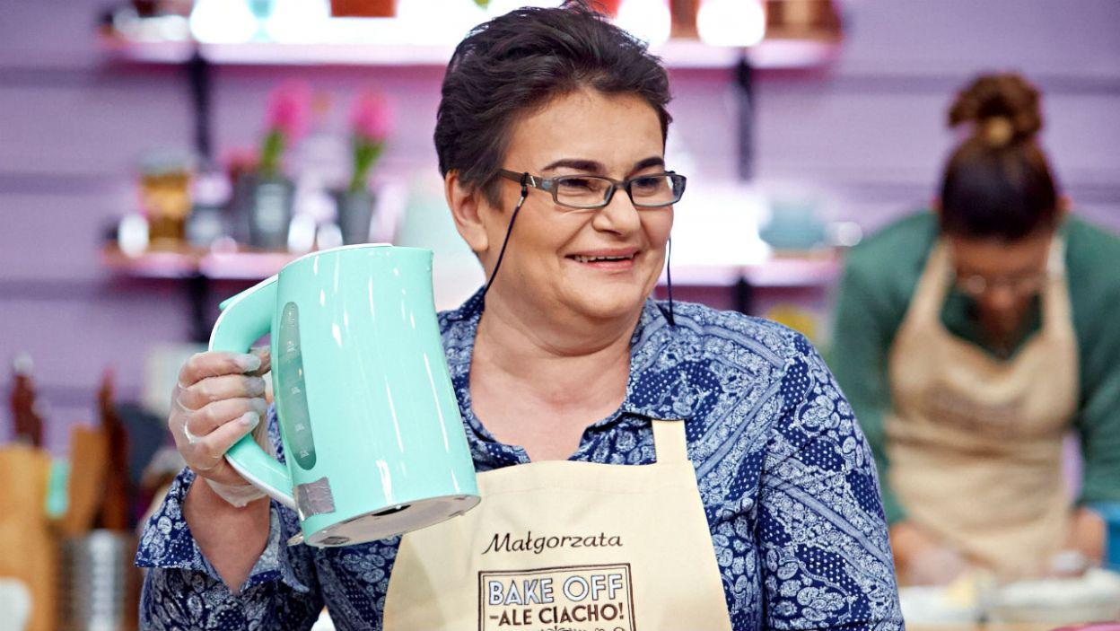 Małgorzata zastanawiała się, jak złączyć dwa ciasta  (fot. TVP)