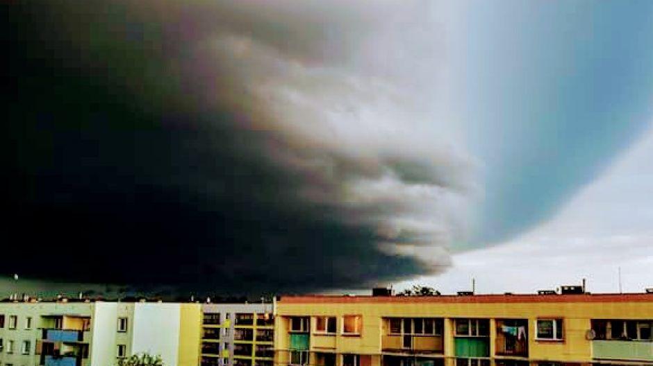 Milcz przed burzą (fot.Twoje Info/Michał)