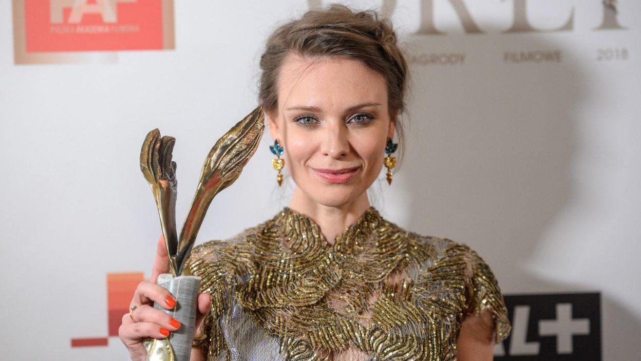 """Małgorzata Boczarska brawurowo odegrała postać Michaliny Wisłockiej w filmie """"Sztuka kochania"""" (fot. PAP)"""