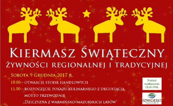 KOWR zaprasza na kiermasz w dniach 9-10 grudnia