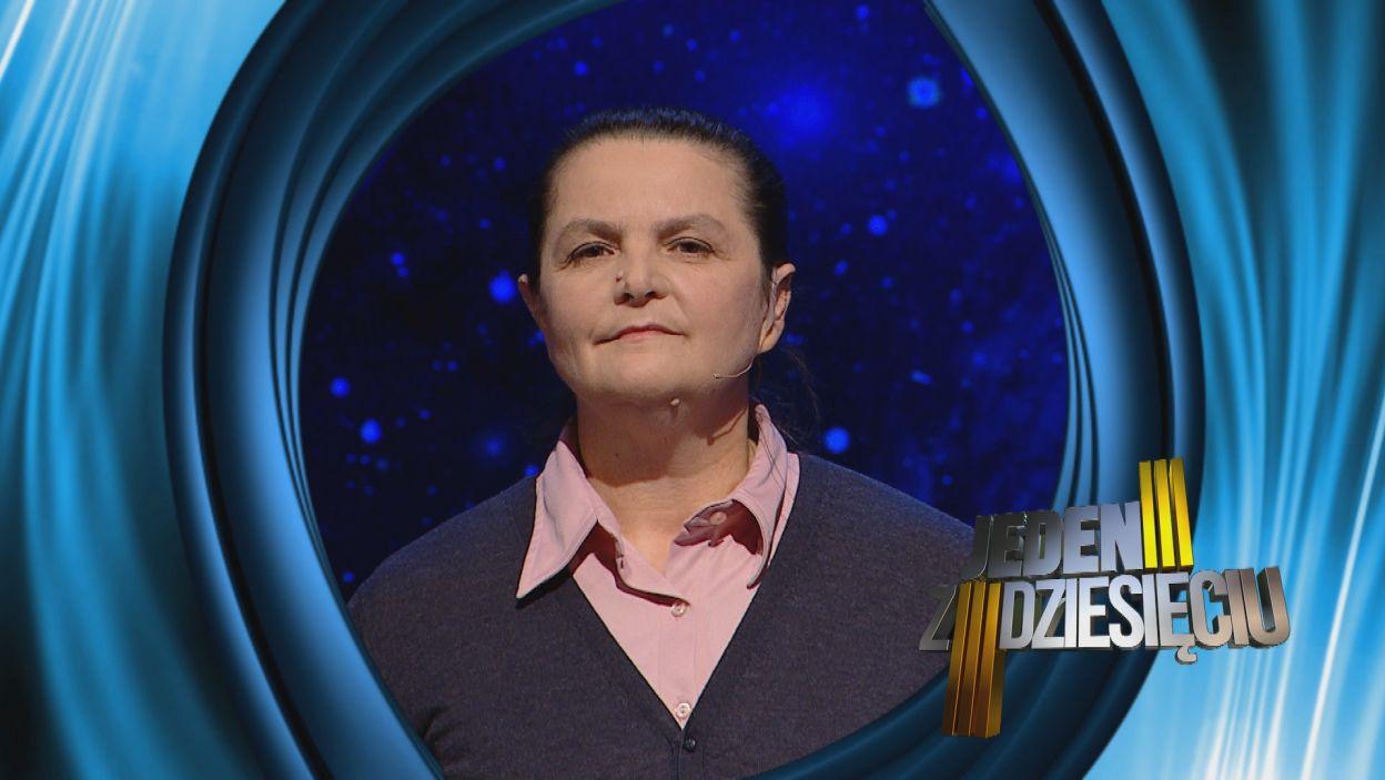 Bogusława Soboń - zwyciężczyni 16 odcinka 109 edycji