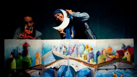 """Irański teatr Yasna Group – """"Muzyk, który zagrał księżyc"""""""