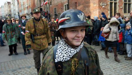 W całej Polsce odbyło się wiele uroczystości upamiętniających Żołnierzy Wyklętych (fot. PAP)