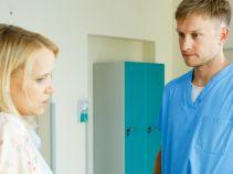 Iga pojedzie podleczyć się do Konstancina, a doktor będzie ją odwiedzał... codziennie. Tylko co na to Marcin? (fot. A. Grochowska)