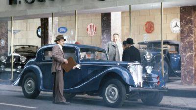 Parada oszustów – odc. 1 – Jaguar 1936