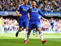 Hazard im się opłacił. Chelsea mistrzem Anglii