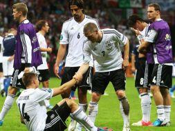 Niemiecka reprezentacja (fot.Getty Images)