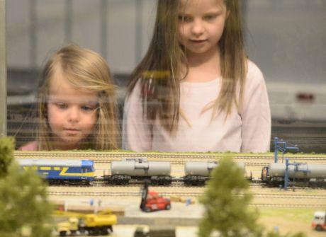 Uczta dla miłośników kolei i miniatur