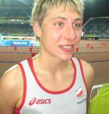 Sylwia Gawlikowska (fot. Getty Images)