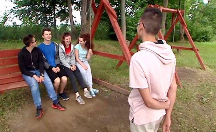 Polska młodzież z Kazachstanu integruje się na Warmii