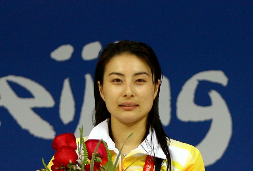 Guo Jingjing (fot. Getty Images)